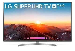 LG nanocell tv 55SK8500