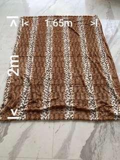 2 sofa protection cloth