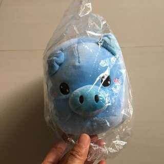 $4.50 mailed pig soft toy for the year of pig