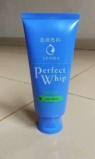 Senka Perfect Whip Fresh Anti Shine 50 gr
