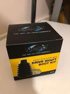 Drive shaft boot for Kelisa or Kenari
