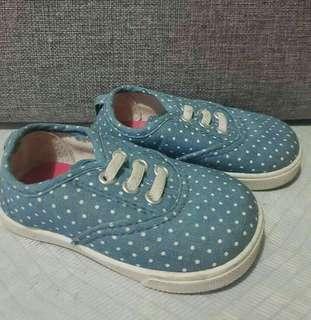 Garanimals shoes (Denim/White)