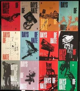 Days of Hate (Complete) - Image Comics