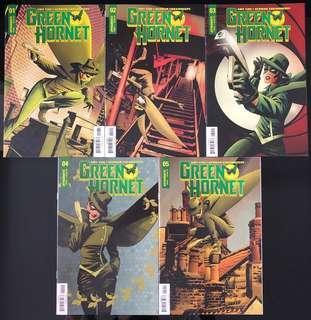 Green Hornet (2018) - Dynamite Comics