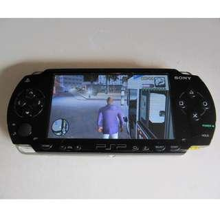 PSP1000,PLATSTATION 1000 遊戲機,黑色 [淨機,要火牛加一百]