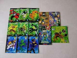 🚚 [ Old ] Ben 10 Books