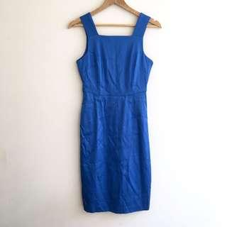 Gorman Blue Dress