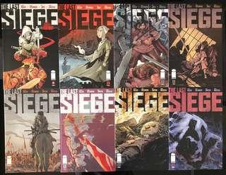 The Last Siege (Complete) - Image Comics