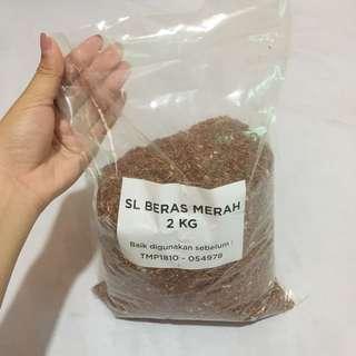 Beras Merah 1/2kg