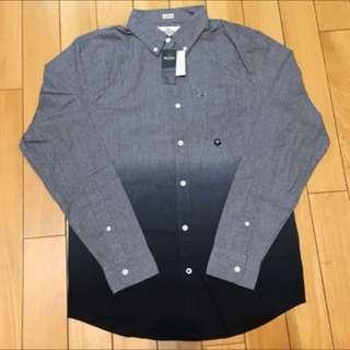 🚚 美國HOLLISTER海鷗 男款長袖襯衫
