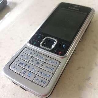 Nokia with camera