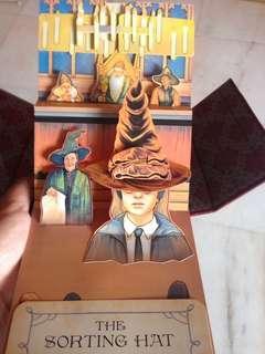 Harry Potter and Pop up Illustration