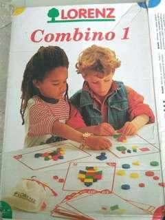 Lorenz Combino Puzzle 1