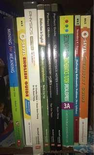 o level lower secondary textbooks assessment books