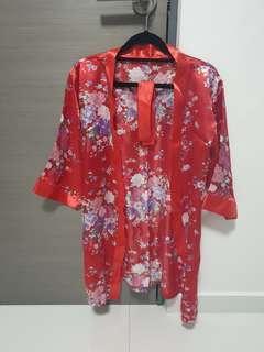 Kimono Top, night gown