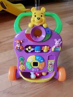 Vtech winnie the pooh walker