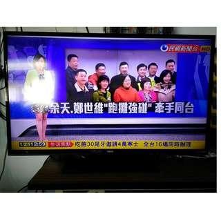 中古液晶電視 42吋 LED 東元 TECO TL4202TRE 二手液晶電視