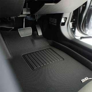 3D Maxpider KAGU Car Mats - Honda Civic X