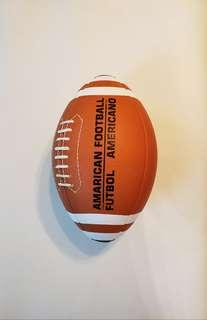 New American Football ! New Rugby Ball!