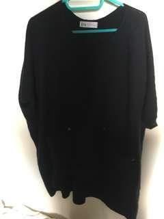 🚚 長版針織罩衫