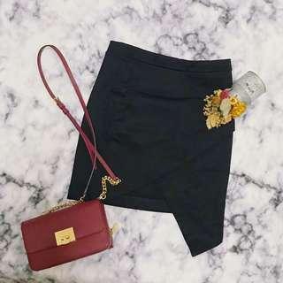 🚚 ✨全新現貨✨金秘書風黑色設計窄裙