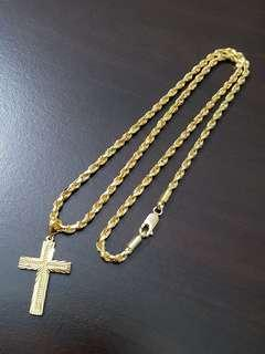 916 (40g) Gold Chain. PM for more details! 💯