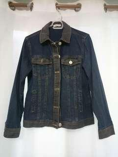 Bench Denim Jeans Jacket Coat