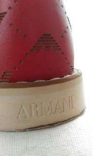 ARMANI JUNIOR Boys Boots (original)