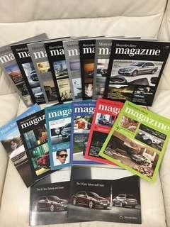 Benz 會員雜誌