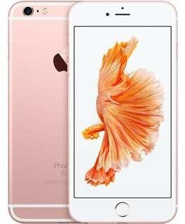 Fast Deal! IPhone 6s Plus 64GB Rose Gold
