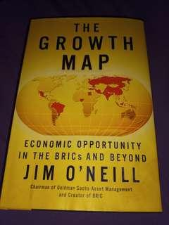 The growth map by Jim O'Neil