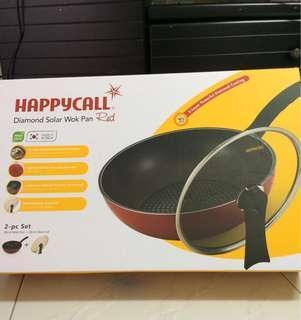 Happycall wok pan