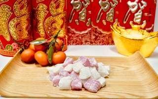 Traditional cake Hong 吉红
