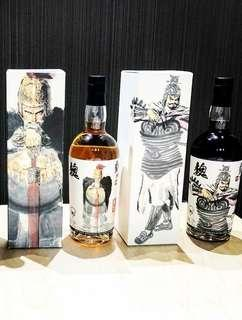 徵 whiskyfind 司馬懿 & 張遼 whisky