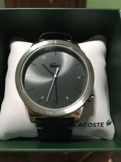 Lacoste Men's Motion Watch with Blue Leather Strap
