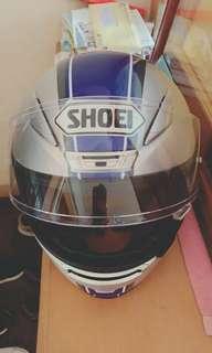 🚚 SHOEI全罩式安全帽
