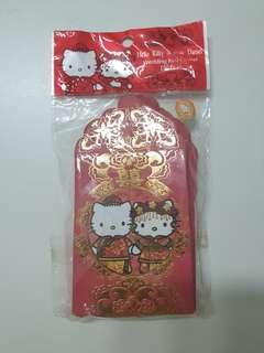 Hello kitty red packets for wedding