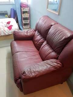 Two seater sofa in good condition