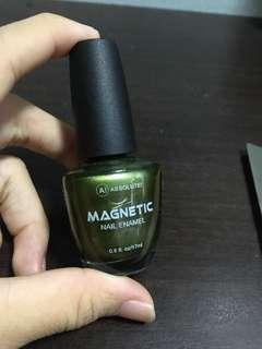 Absolute! Magnetic Nail Enamel