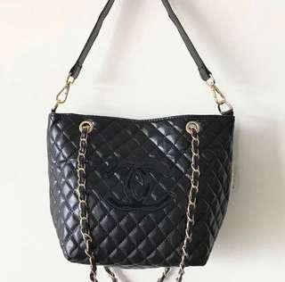 Chanel Quilted Tote Authentic VIP Gift