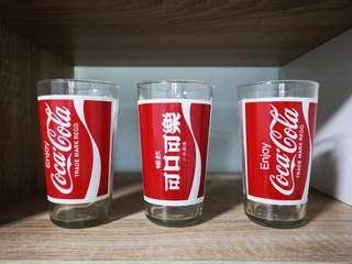Classic Coke Glasses (3 left)