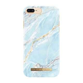 Ideal of sweden IPHONE 8 PLUS ISLAND PARADISE MARBLE CASE