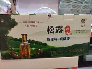 松露養元 ( 配制酒) 一盒12支