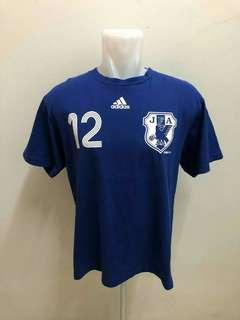 Japan JFA Adidas Blue