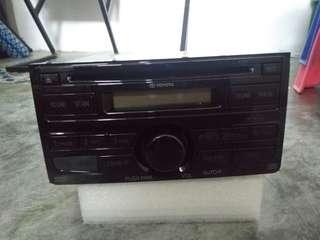 Tape cd original toyota calya