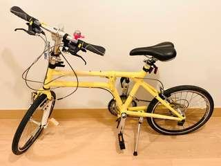摺疊單車 GIANT捷安特 bicycle