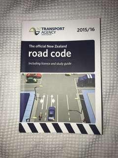 2015/16 road code