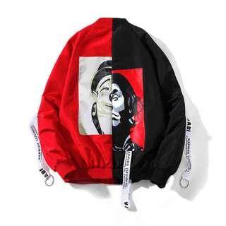 🚚 Split Joker Jacket