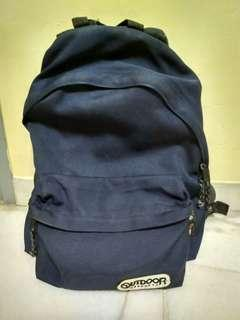 Navy Blue Outdoor Products Backpack
