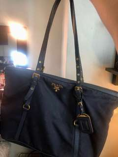 d4e6599072bb prada tessuto tote | Women's Fashion | Carousell Philippines